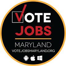 Vote Jobs App logo