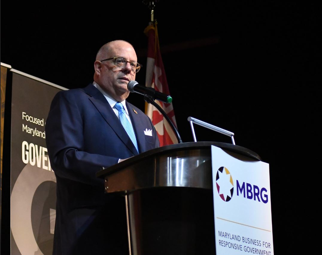 2019 State of Business Address with Governor Hogan