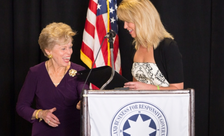 Ambassador Ellen Sauerbrey Honorary Dinner