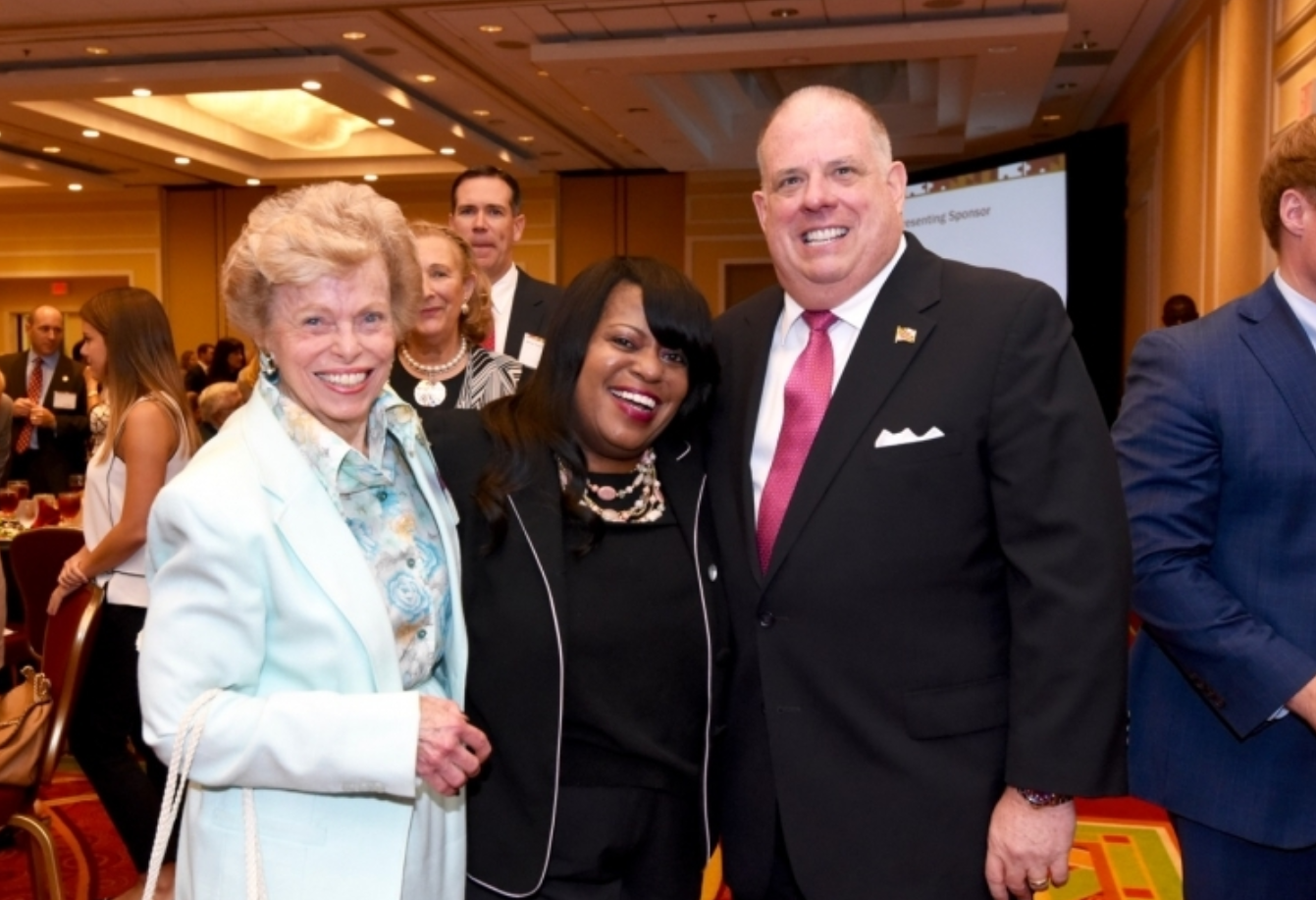 2017 State of Business Address with Governor Hogan