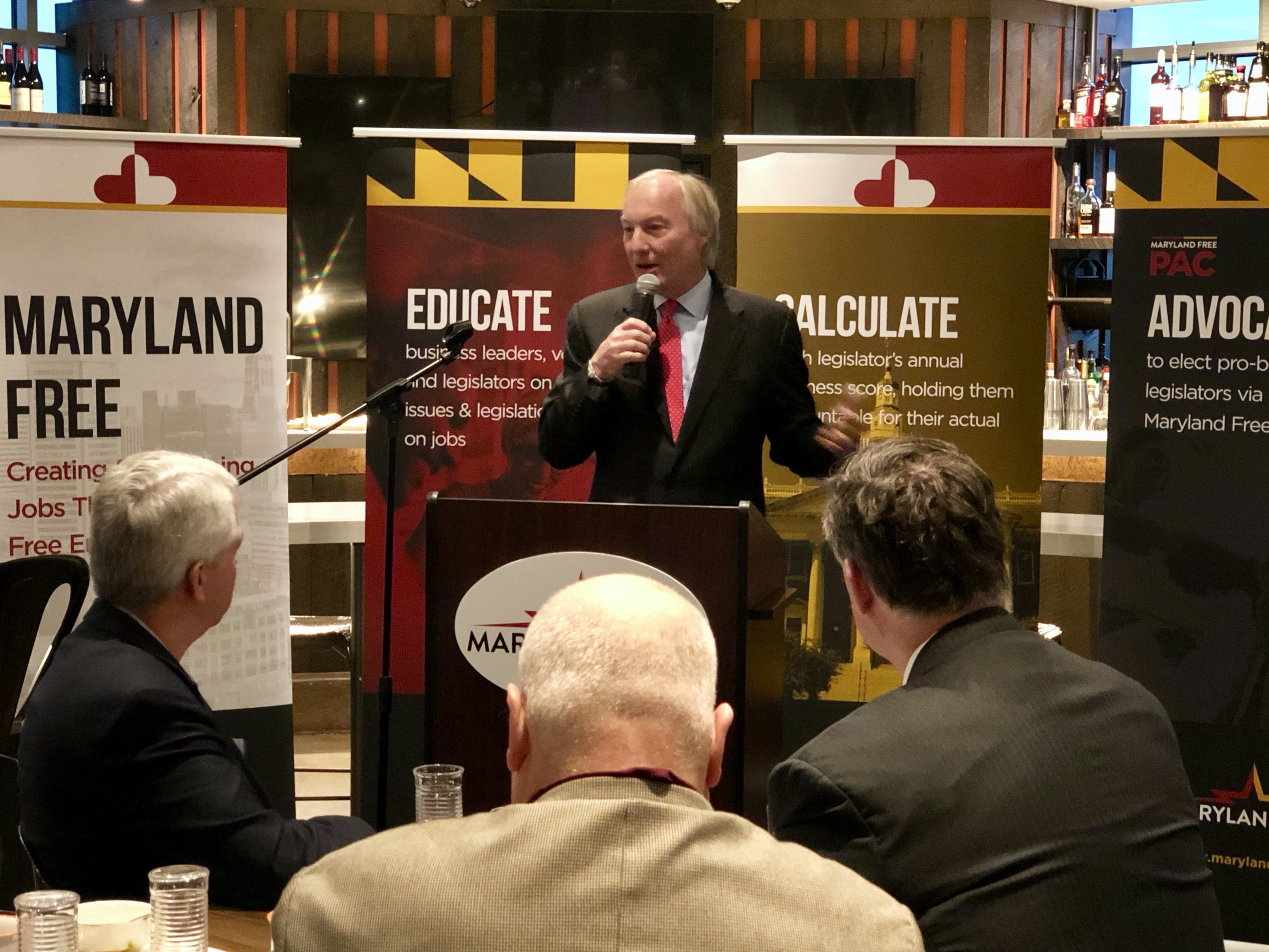 2019 Breakfast with Comptroller Peter Franchot