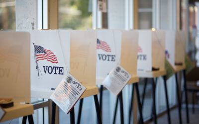 September 24-29, 2018 – Employee Voter Registration Week aims to reduce the number of unregistered voters.